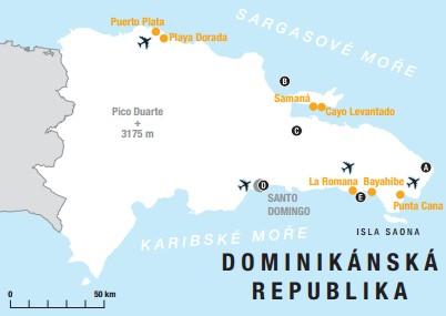 Dominikanska Republika Nejkrasnejsi Objev Krystofa Kolumba Ca