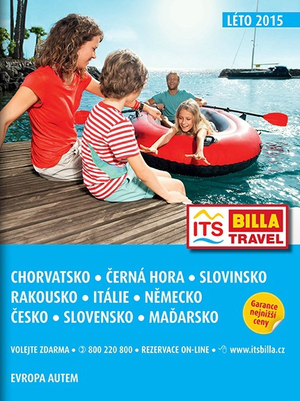 katalog ITS Billa Travel