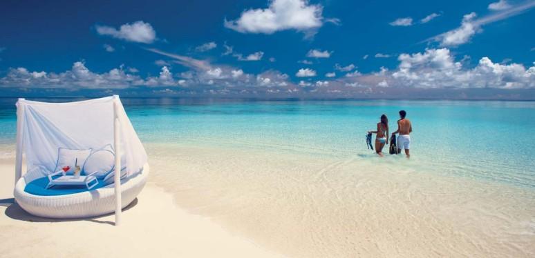 Maledivy za hubičku